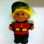 Russ Royal Beefeater Guard Troll approx 6 inch @sold@
